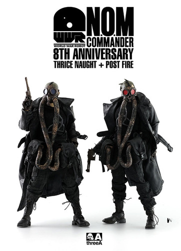 NOM COMMANDER SET 8TH ANNIVERSARY EDITION