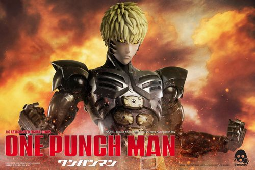 ONE-PUNCH MAN 1/6 ARTICULATED FIGURE: GENOS
